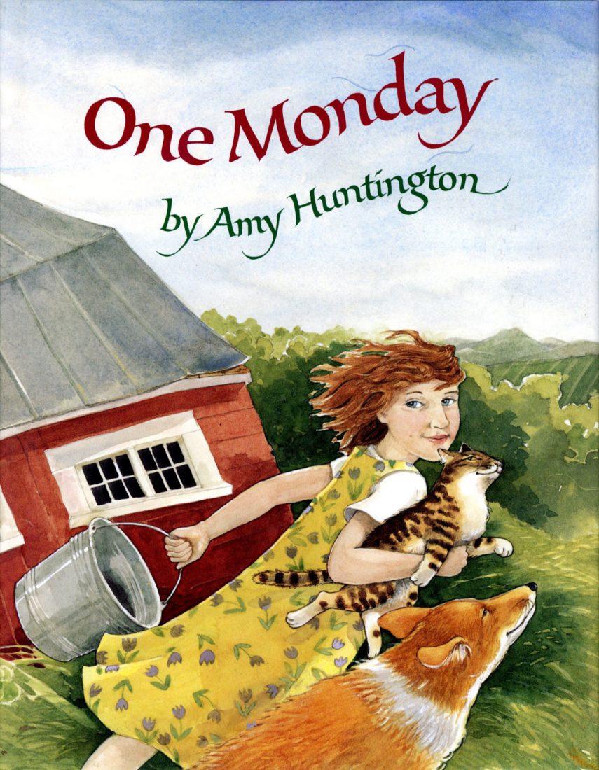 One Monday by Amy Huntington